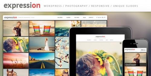 11_Expression Photography Responsive WordPress Theme