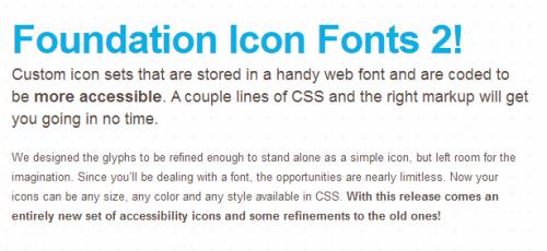 14_Foundation Icon Fonts 2!