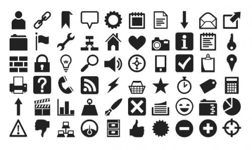18_A Free Icon Web Font