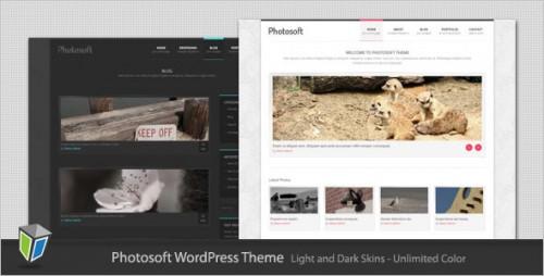 29_Photosoft - Photography WordPress Theme
