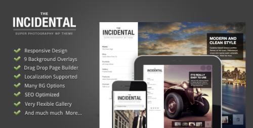 34_Incidental - High Class Photography WP Theme