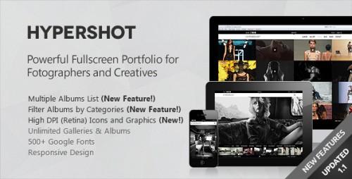 37_Hypershot - Photography Portfolio WordPress Theme