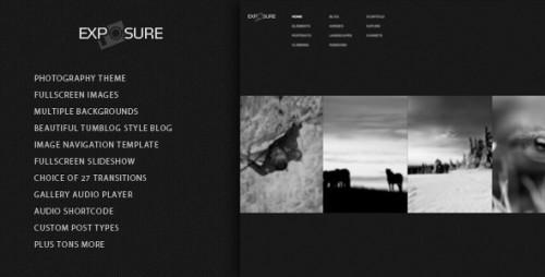 45_Exposure Responsive Photography Wordpress Theme