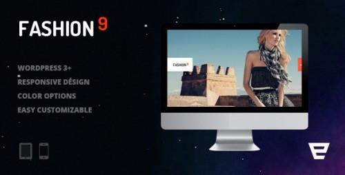 47_Fashion9 - Responsive Photography WordPress Theme