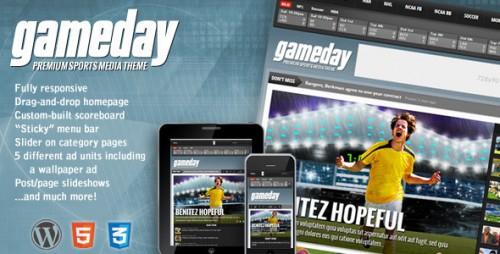 5_Gameday - Wordpress Sports Media Theme