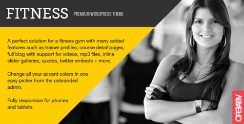 6_Fitness Premium WordPress Theme
