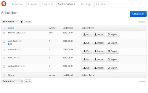 SendPress: Email Marketing and Newsletters