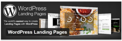 WordPress Landing Pages