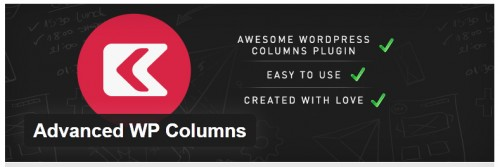 Advanced WP Columns