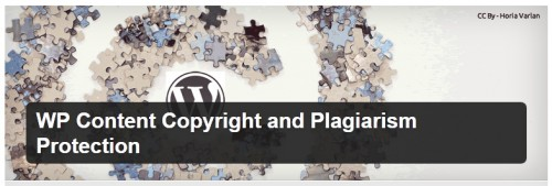 WP Content Copyright and Plagiarism Protection