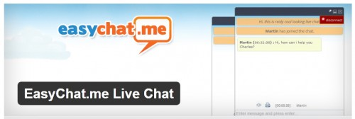 EasyChat.me Live Chat