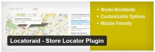 Locatoraid - Store Locator Plugin