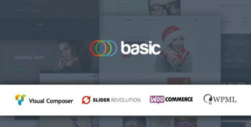 Basic - Multipurpose WooCommerce Theme