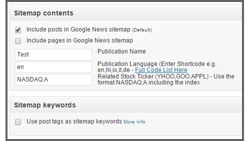 Working News Sitemap Generator For Google News