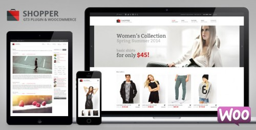 Shopper Multi-Purpose Woocommerce WordPress Theme