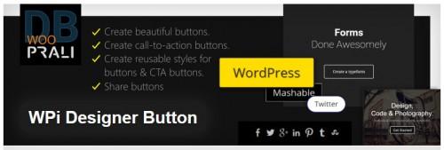 WPi Designer Button