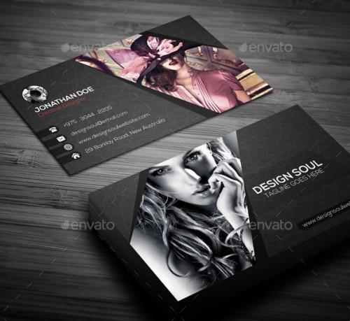 20 creative photography business card templates wpalkane for Unique photography business cards