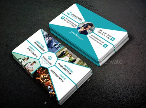 20 creative photography business card templates wpalkane