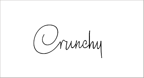 Crunchy Font