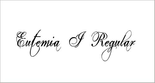 Eutemia I Font