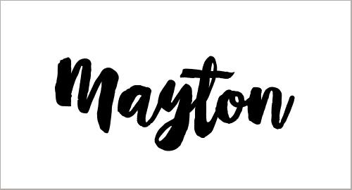 Mayton