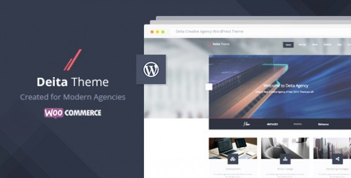 Deita - MultiPurpose WooCommerce & Agency Theme